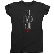 Broken Love T-Shirt (Black)