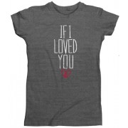 Broken Love T-Shirt (Charcoal)