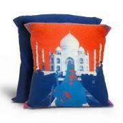 Taj Mahal Pillow