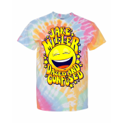 Dazed and Confused Tie Dye Unisex T-Shirt
