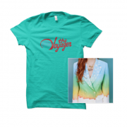The Voyager Album + T-shirt  Bundle