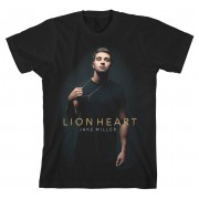 Lion Heart Photo T-Shirt