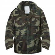 Millertary Camouflage Jacket