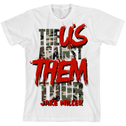 Us Against Them Tour T-Shirt