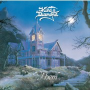KING DIAMOND - Them CD