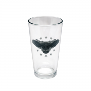 Vintage Americana Pint Glass