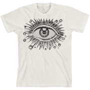 Eye Burst Natural T-Shirt