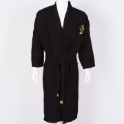 Plies Robe (Gold Embroidery)