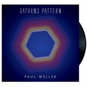 "Saturns Pattern 12"" Vinyl"