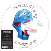 Attention Seeker Vinyl Picture Disc