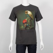 Owl Key Slim Fit T-Shirt