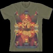 Laser Walls T-shirt