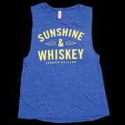 Whiskey Baby Muscle Tank