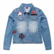 Wildhorse Denim Patch Jacket