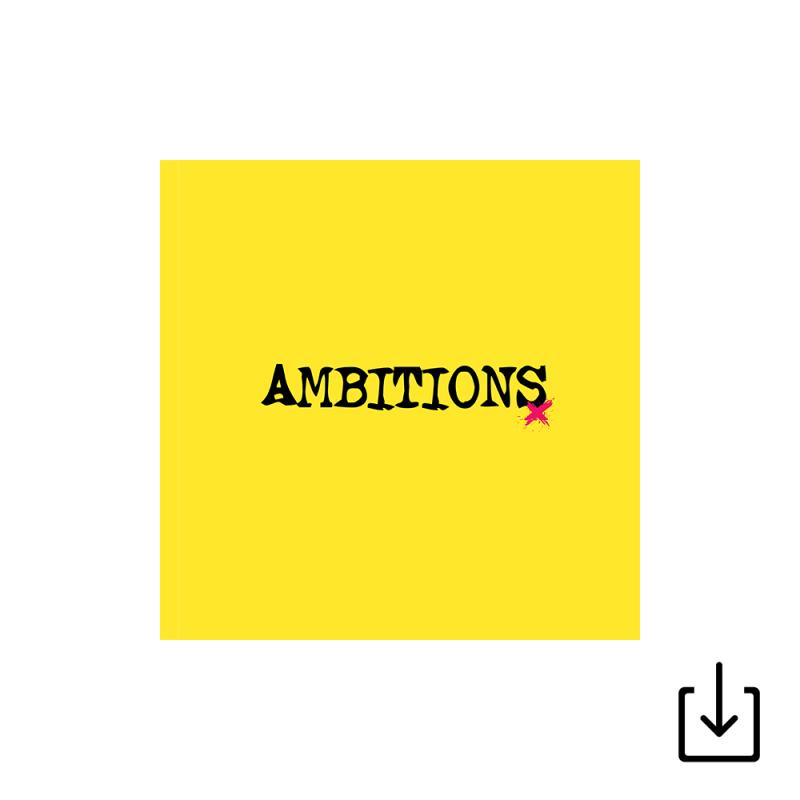 Ambitions Digital Download Bundle