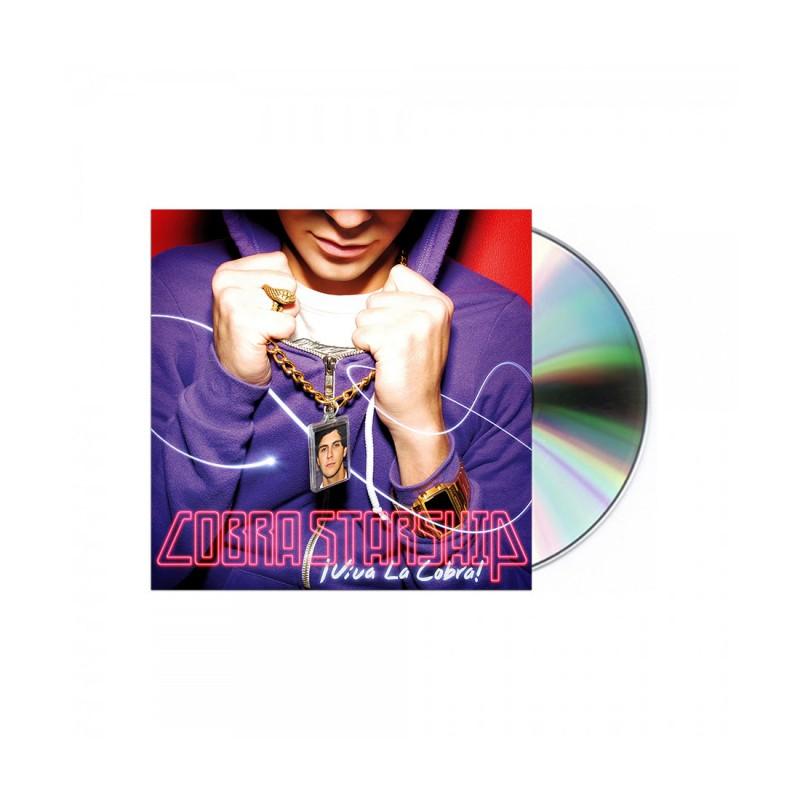 ¡Viva La Cobra! CD