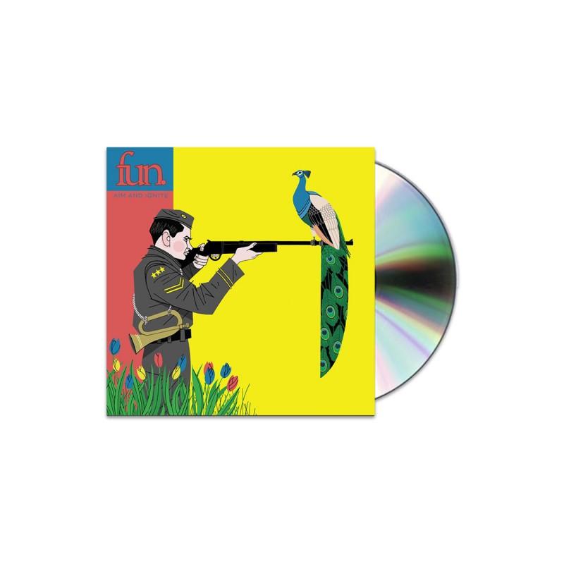 Aim And Ignite CD