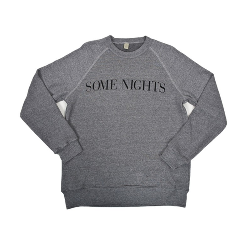 Some Nights Crewneck (Grey)