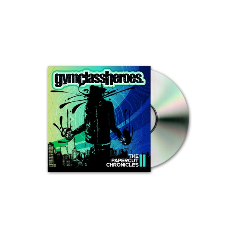 The Papercut Chronicles II CD