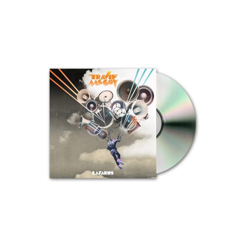 Lazarus (Explicit) CD