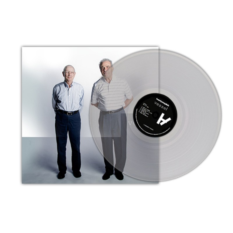 Vessel Clear Vinyl