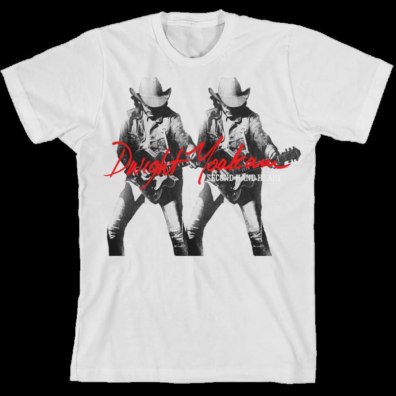 Second Hand Heart Album T-Shirt