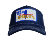 Bakersfield Buscuits Denim Trucker Hat