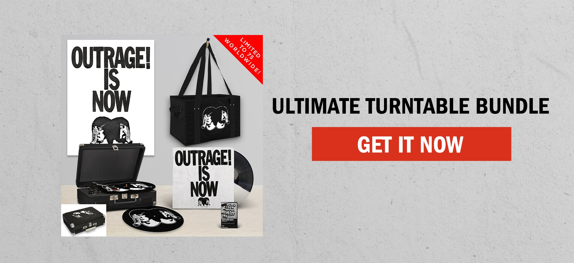 Ultimate Turntable Bundle