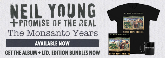 Neil Young Store